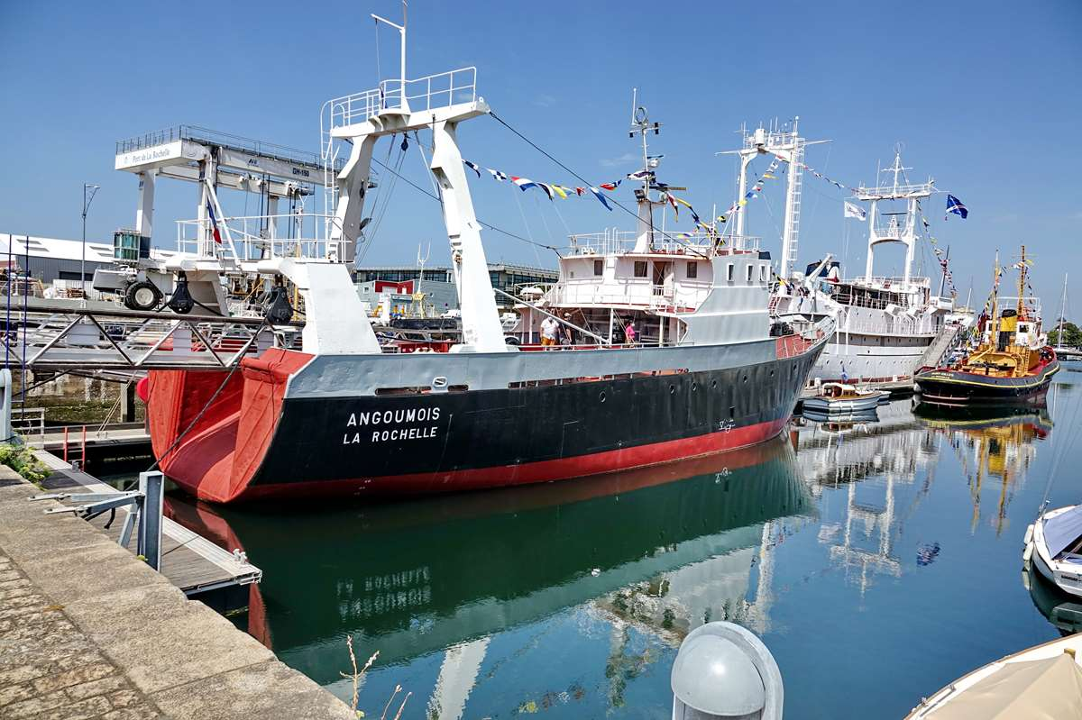 [Vie des Ports ] Port de La Rochelle  - Page 6 Dsc10229