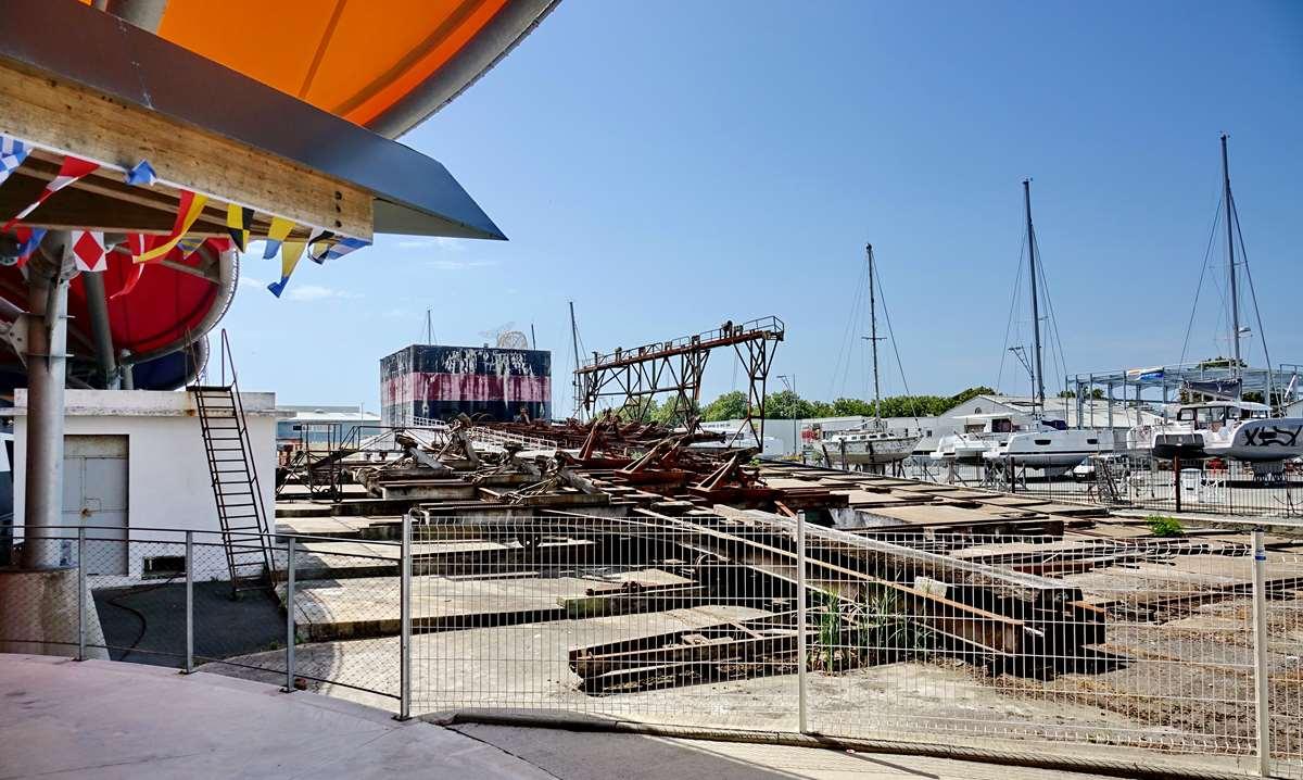 [Vie des Ports ] Port de La Rochelle  - Page 6 Dsc10241