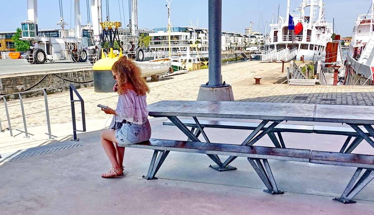 [Vie des Ports ] Port de La Rochelle  - Page 6 Dsc10245