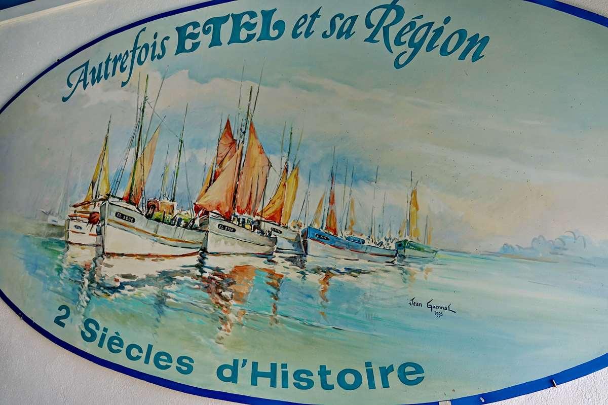 [Vie des ports] Etel d'aujourd'hui et son histoire de la pêche au thon - Page 3 Dsc10399