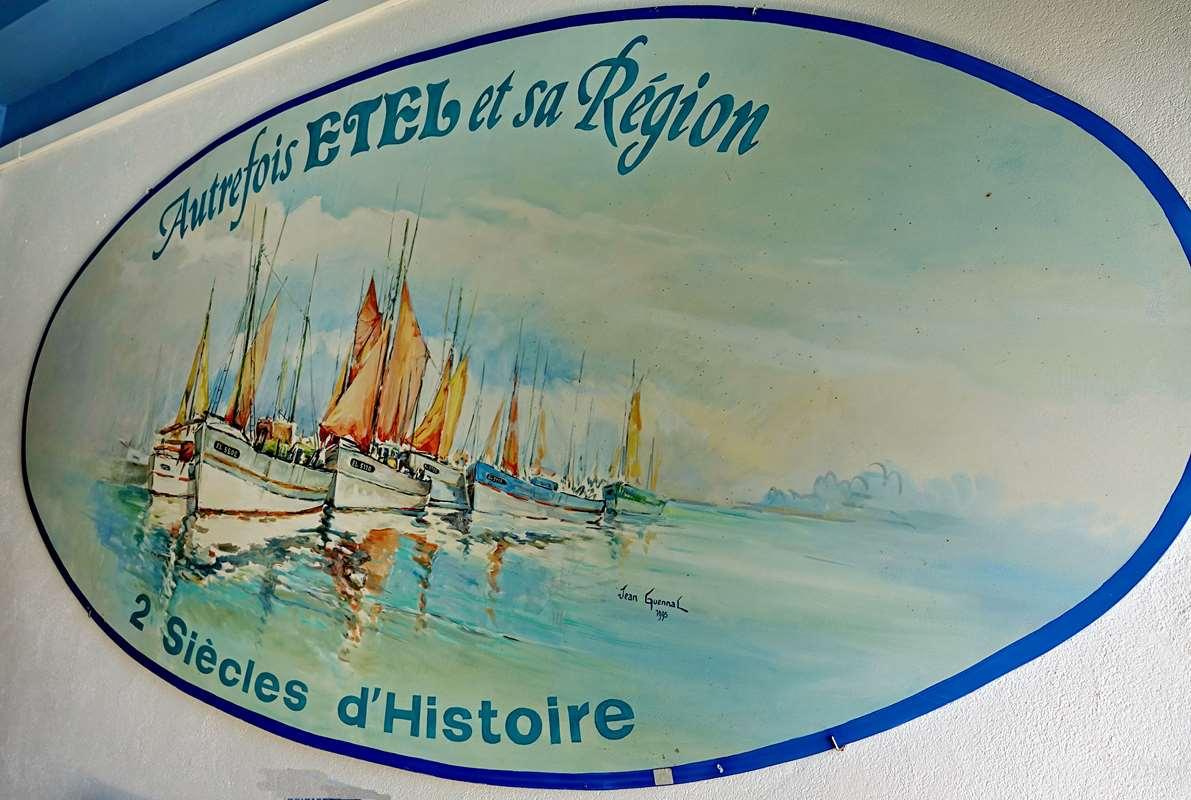 [Vie des ports] Etel d'aujourd'hui et son histoire de la pêche au thon - Page 3 Dsc10401