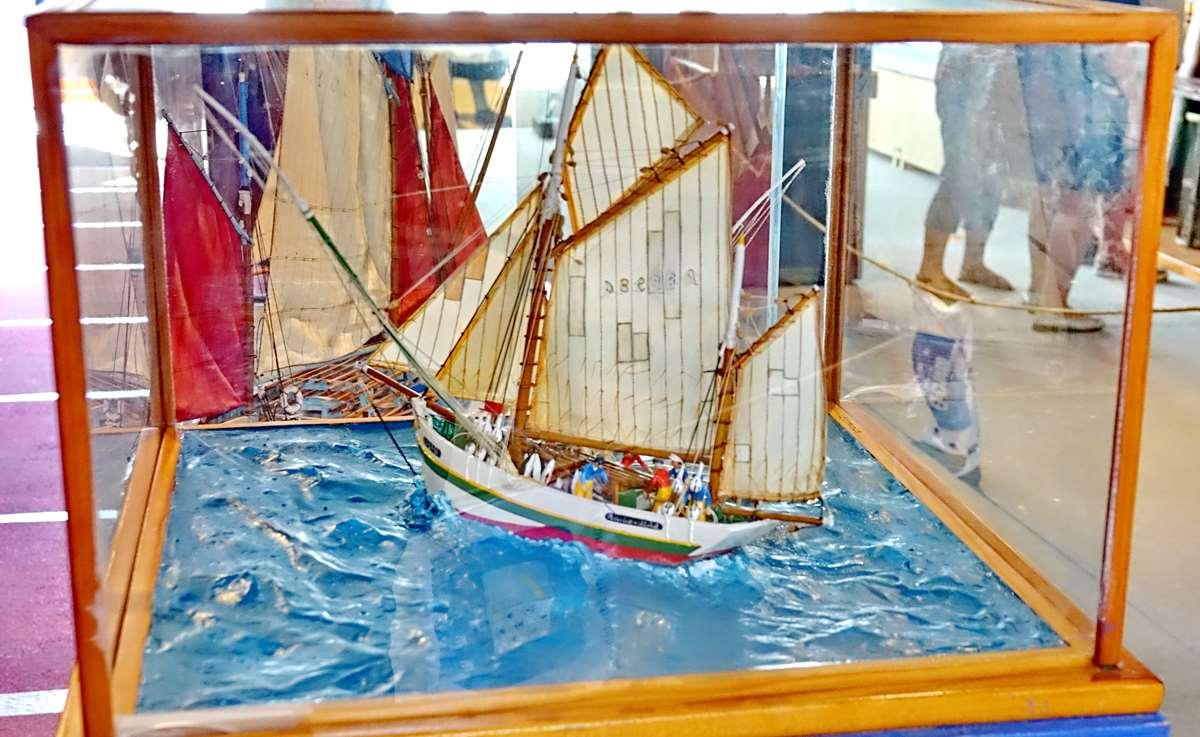 [Vie des ports] Etel d'aujourd'hui et son histoire de la pêche au thon - Page 4 Dsc10476