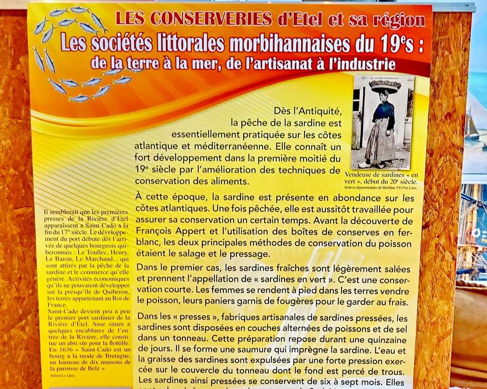 [Vie des ports] Etel d'aujourd'hui et son histoire de la pêche au thon - Page 4 Dsc10477