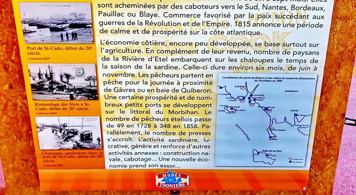 [Vie des ports] Etel d'aujourd'hui et son histoire de la pêche au thon - Page 4 Dsc10478