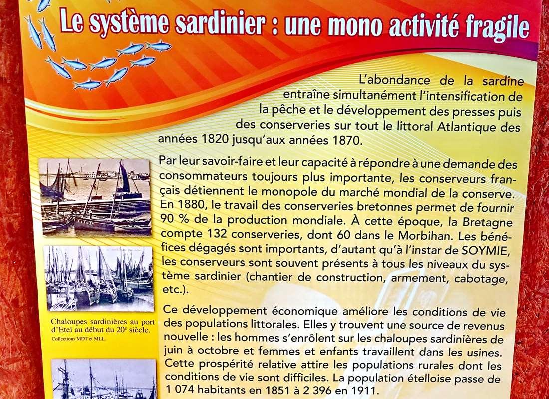 [Vie des ports] Etel d'aujourd'hui et son histoire de la pêche au thon - Page 4 Dsc10483