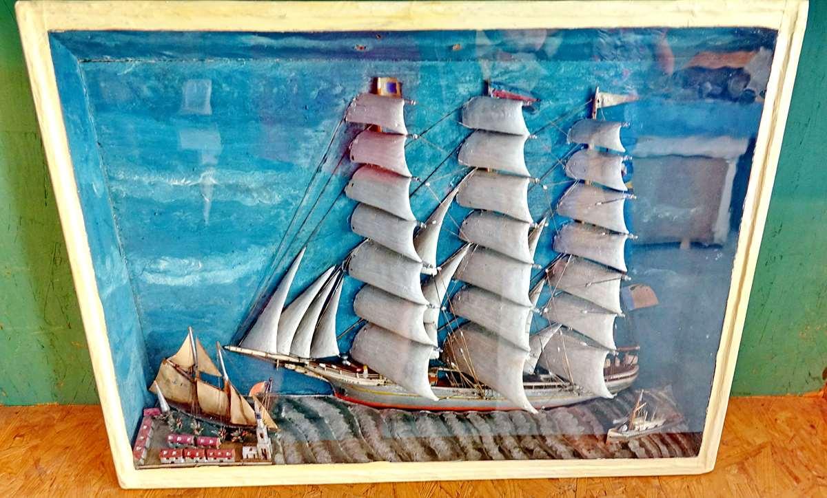[Vie des ports] Etel d'aujourd'hui et son histoire de la pêche au thon - Page 4 Dsc10486