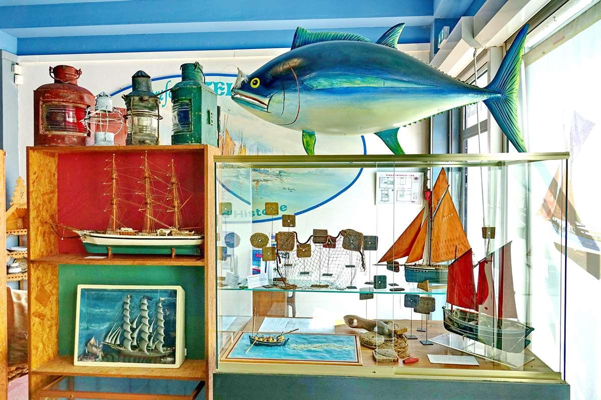 [Vie des ports] Etel d'aujourd'hui et son histoire de la pêche au thon - Page 4 Dsc10494