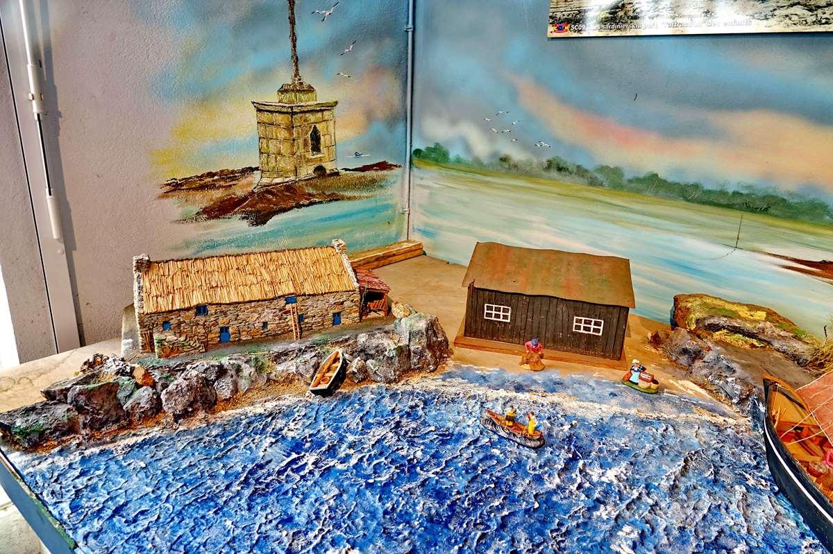 [Vie des ports] Etel d'aujourd'hui et son histoire de la pêche au thon - Page 4 Dsc10498