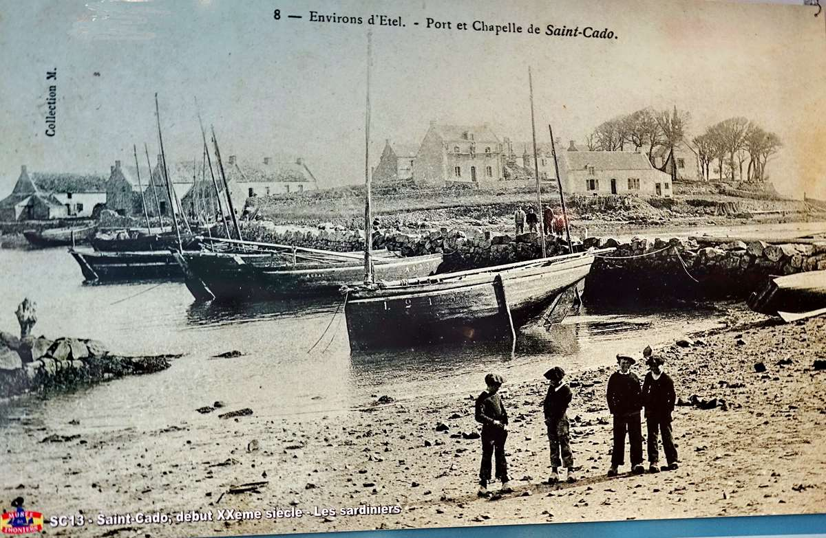 [Vie des ports] Etel d'aujourd'hui et son histoire de la pêche au thon - Page 4 Dsc10499