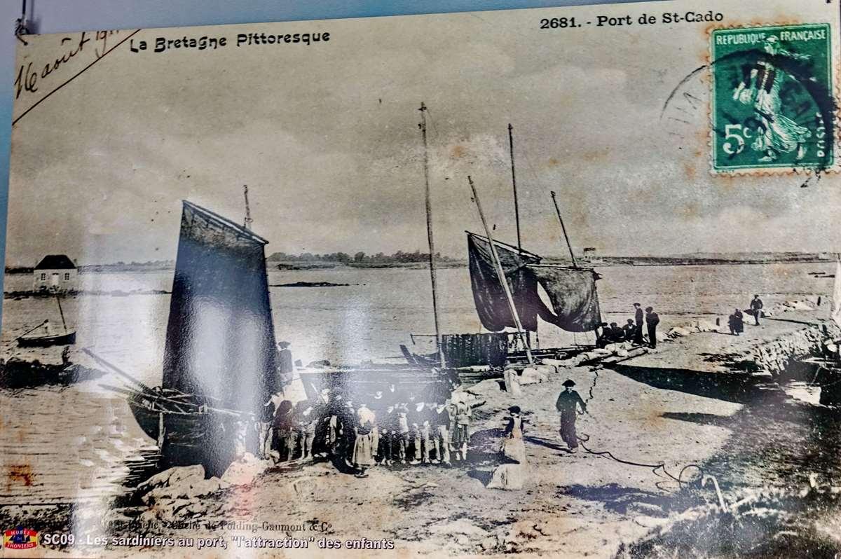 [Vie des ports] Etel d'aujourd'hui et son histoire de la pêche au thon - Page 4 Dsc10501