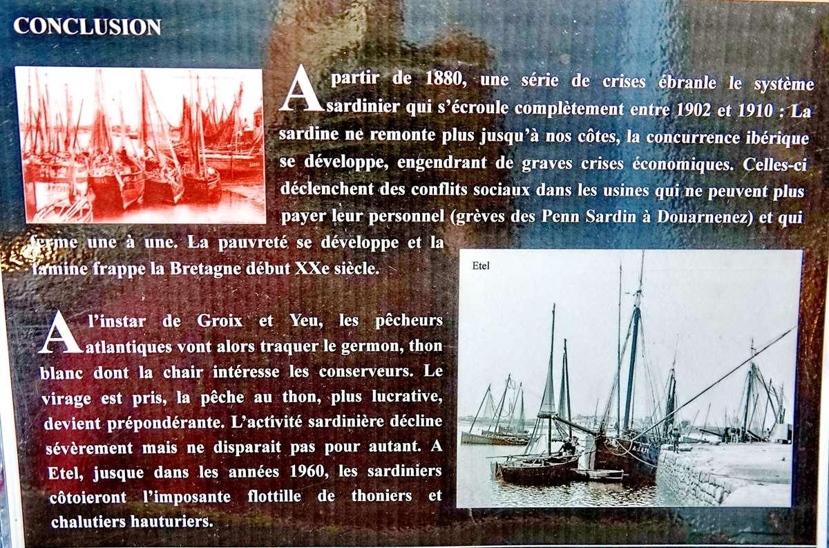 [Vie des ports] Etel d'aujourd'hui et son histoire de la pêche au thon - Page 4 Dsc10507