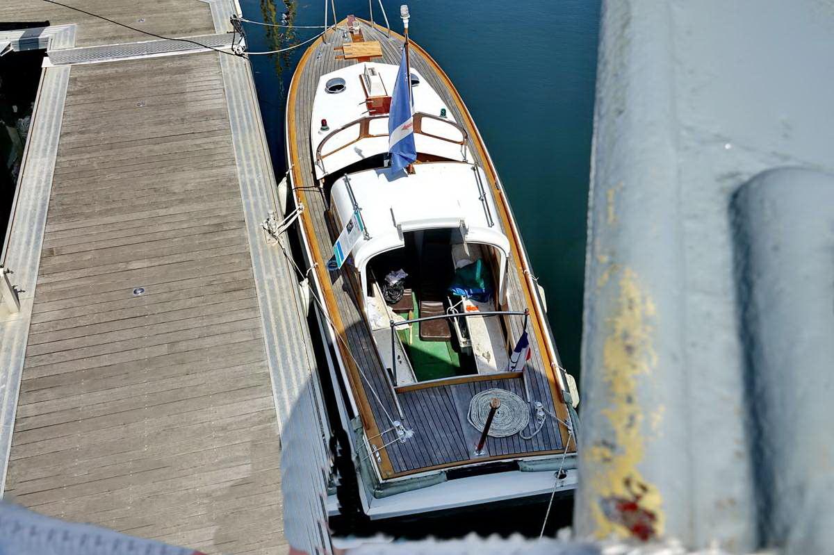 [Vie des Ports ] Port de La Rochelle  - Page 8 Dsc10521