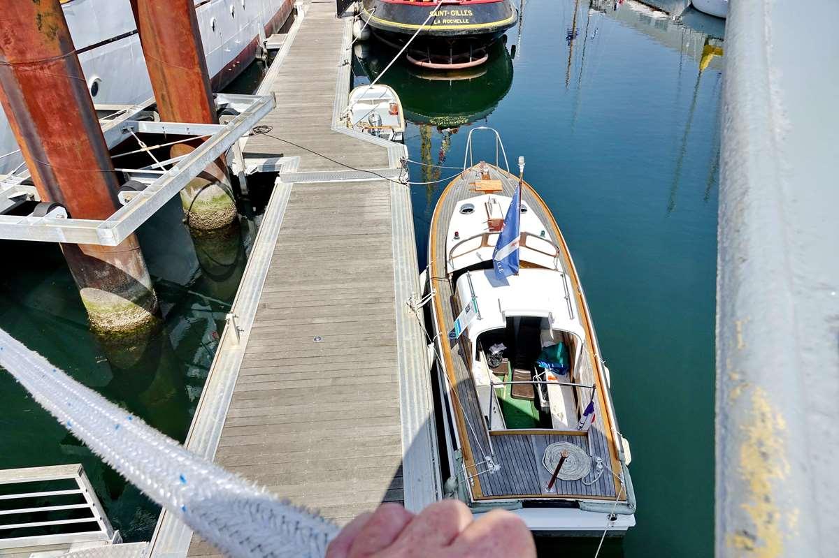 [Vie des Ports ] Port de La Rochelle  - Page 8 Dsc10522
