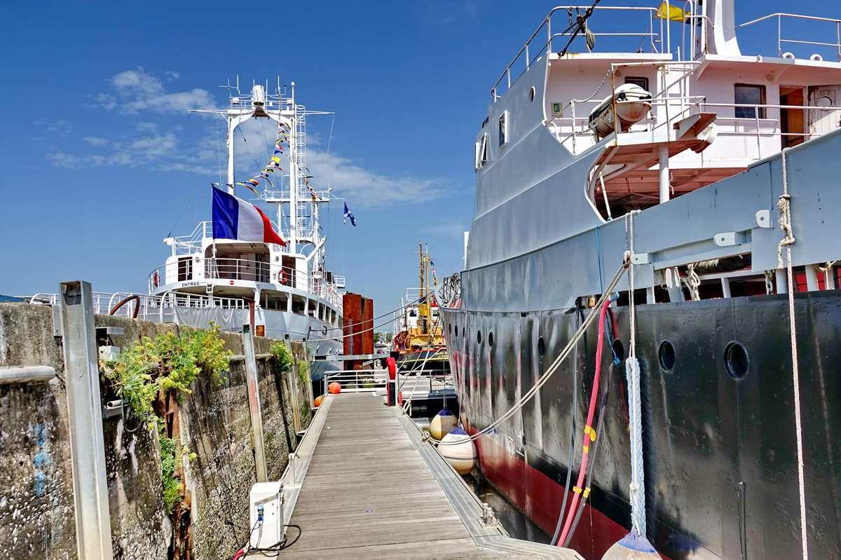 [Vie des Ports ] Port de La Rochelle  - Page 8 Dsc10523