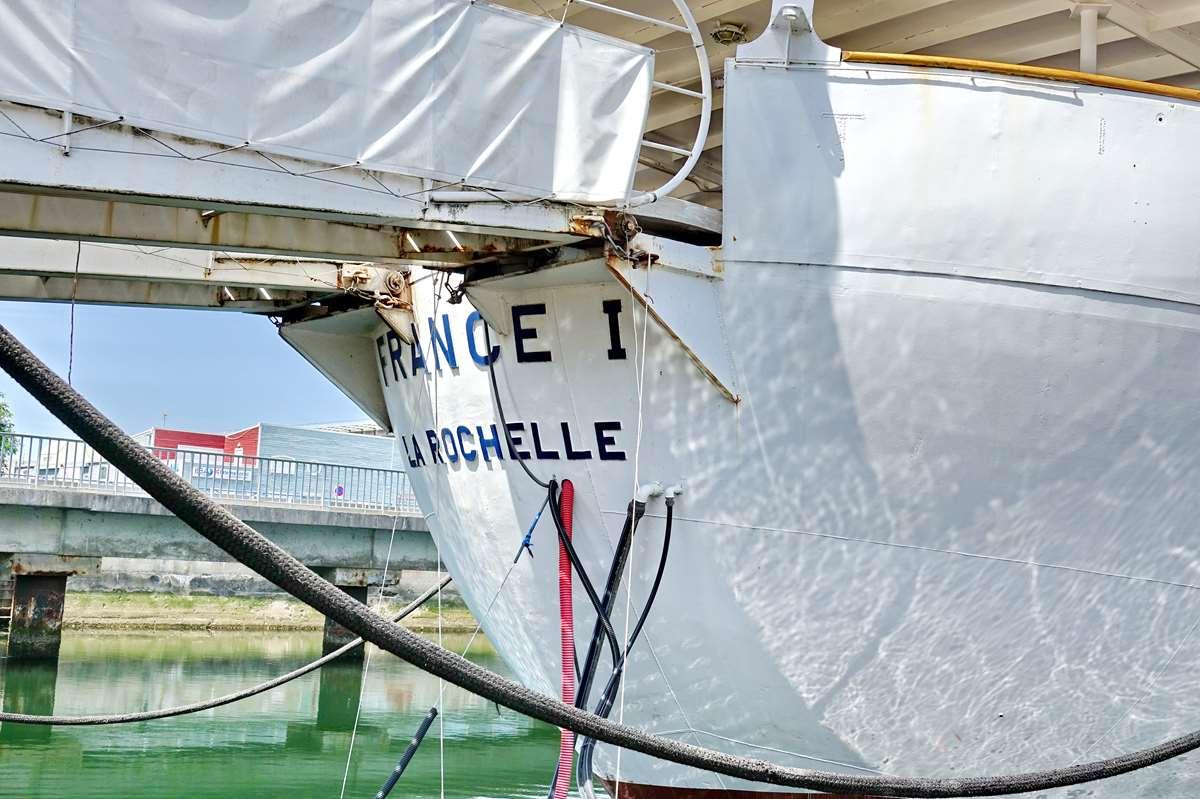 [Vie des Ports ] Port de La Rochelle  - Page 8 Dsc10526