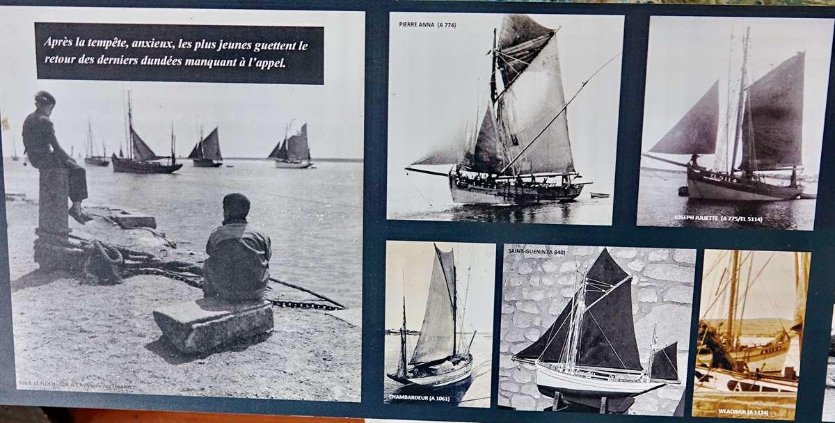 [Vie des ports] Etel d'aujourd'hui et son histoire de la pêche au thon - Page 4 Dsc10547