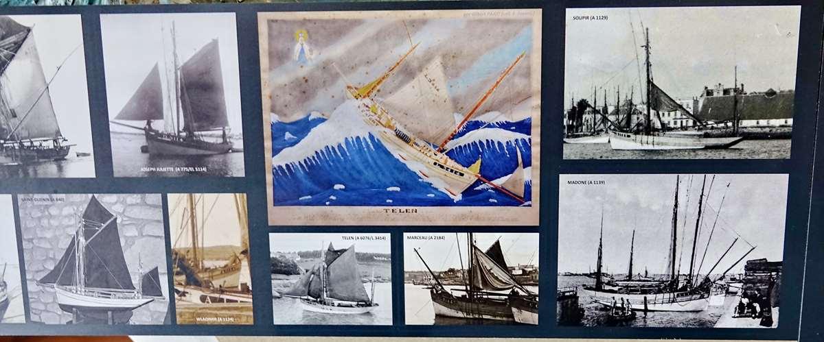 [Vie des ports] Etel d'aujourd'hui et son histoire de la pêche au thon - Page 4 Dsc10548