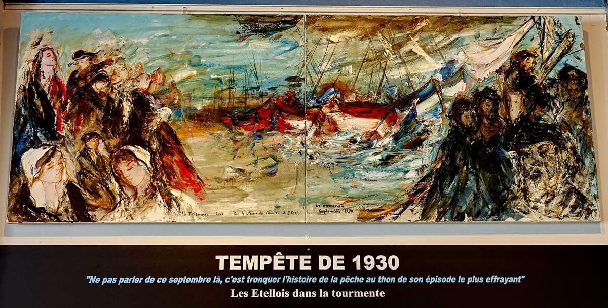 [Vie des ports] Etel d'aujourd'hui et son histoire de la pêche au thon - Page 4 Dsc10554