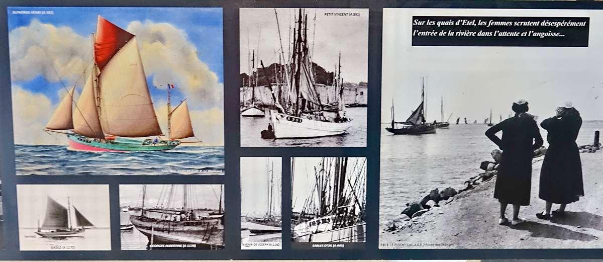 [Vie des ports] Etel d'aujourd'hui et son histoire de la pêche au thon - Page 4 Dsc10557
