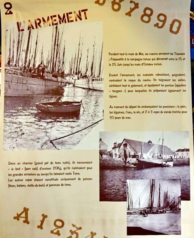 [Vie des ports] Etel d'aujourd'hui et son histoire de la pêche au thon - Page 4 Dsc10573