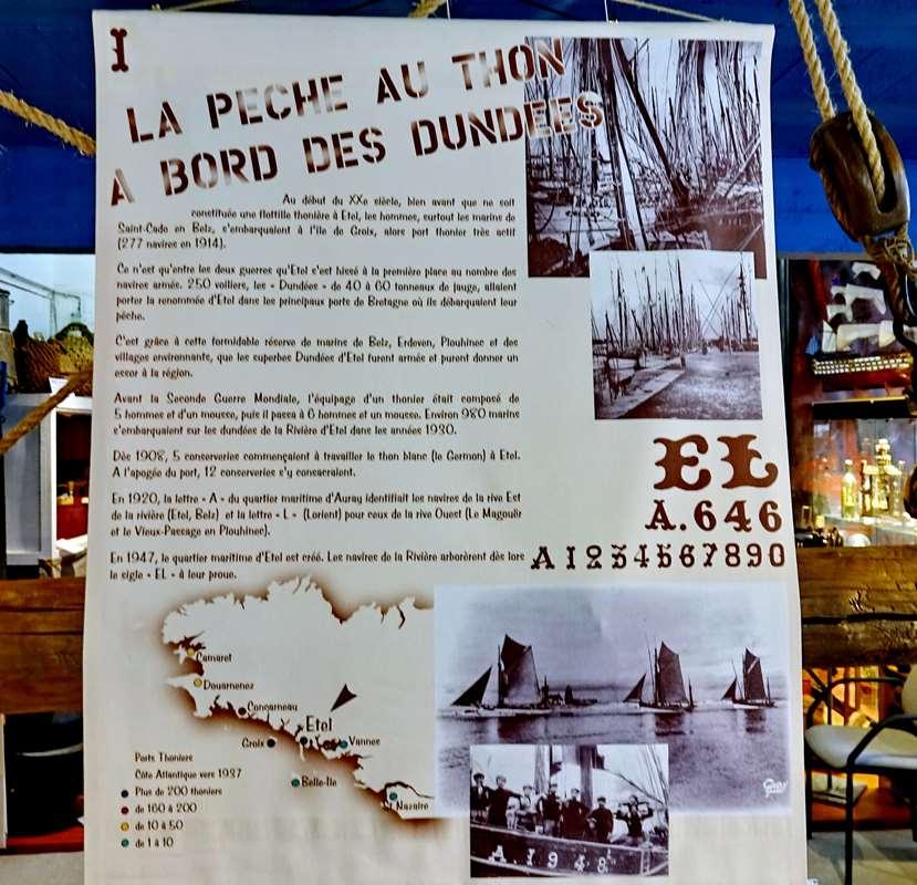 [Vie des ports] Etel d'aujourd'hui et son histoire de la pêche au thon - Page 4 Dsc10574