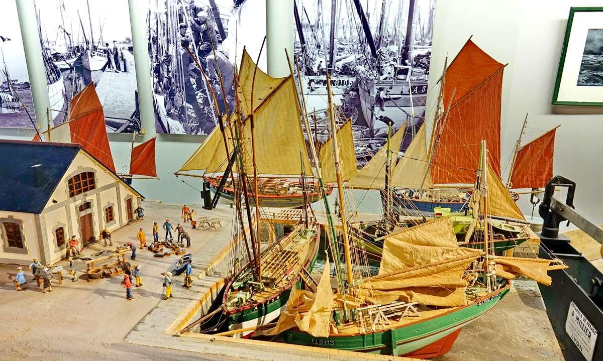 [Vie des ports] Etel d'aujourd'hui et son histoire de la pêche au thon - Page 4 Dsc10577