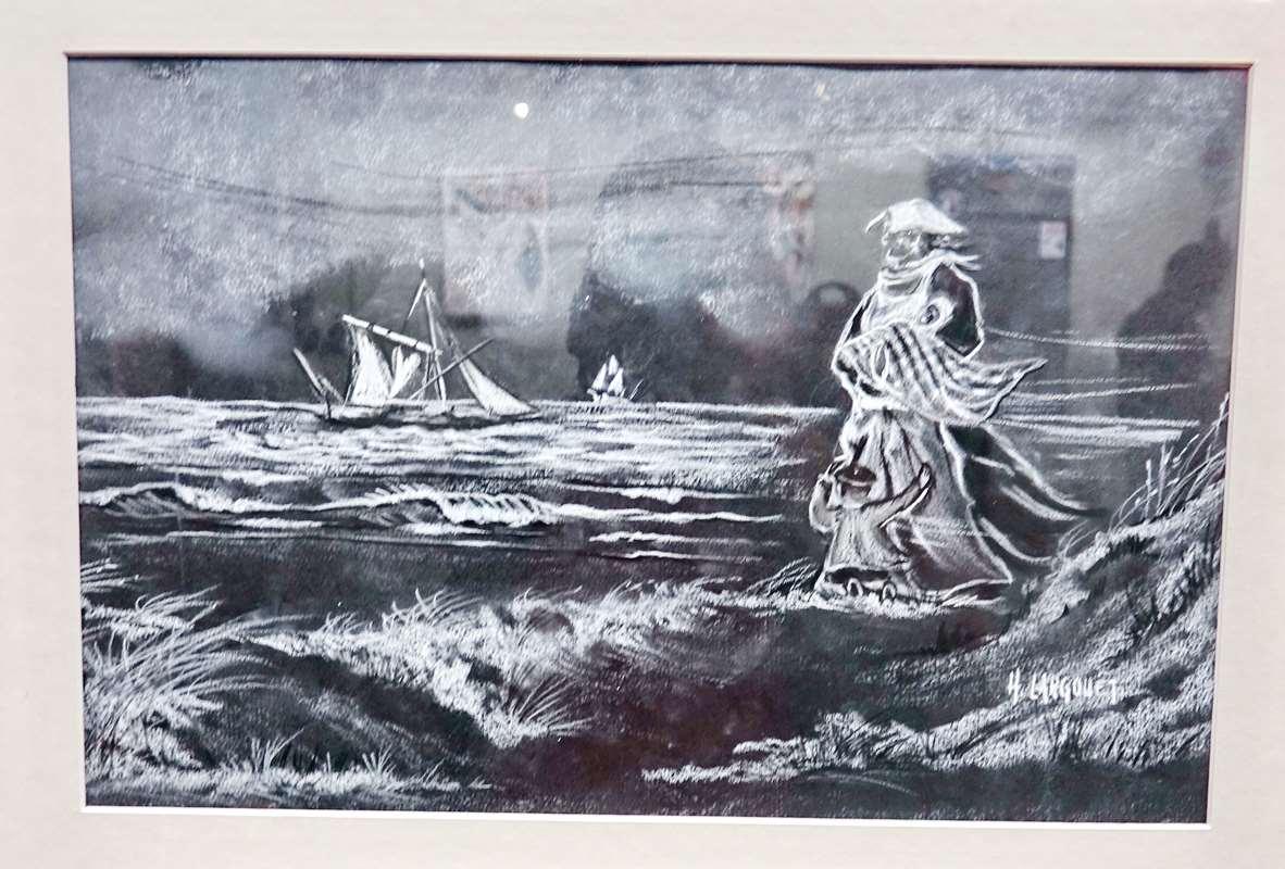[Vie des ports] Etel d'aujourd'hui et son histoire de la pêche au thon - Page 4 Dsc10583