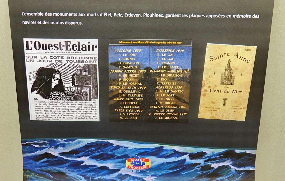 [Vie des ports] Etel d'aujourd'hui et son histoire de la pêche au thon - Page 4 Dsc10585