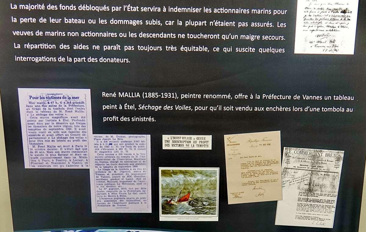 [Vie des ports] Etel d'aujourd'hui et son histoire de la pêche au thon - Page 4 Dsc10637