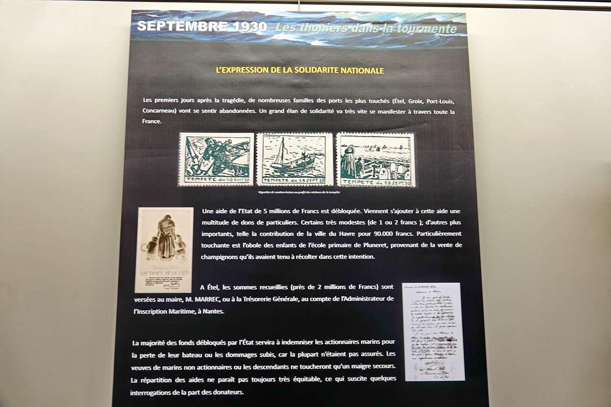 [Vie des ports] Etel d'aujourd'hui et son histoire de la pêche au thon - Page 4 Dsc10639