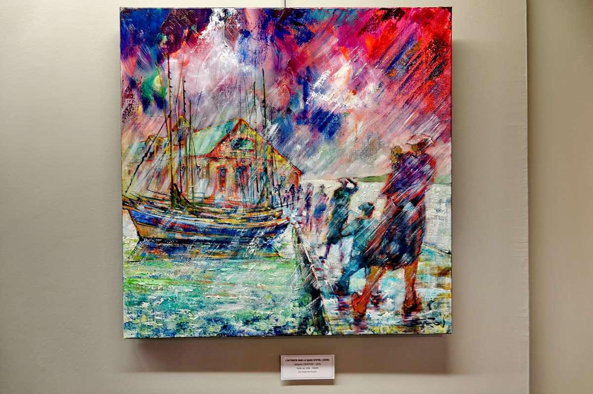 [Vie des ports] Etel d'aujourd'hui et son histoire de la pêche au thon - Page 4 Dsc10650