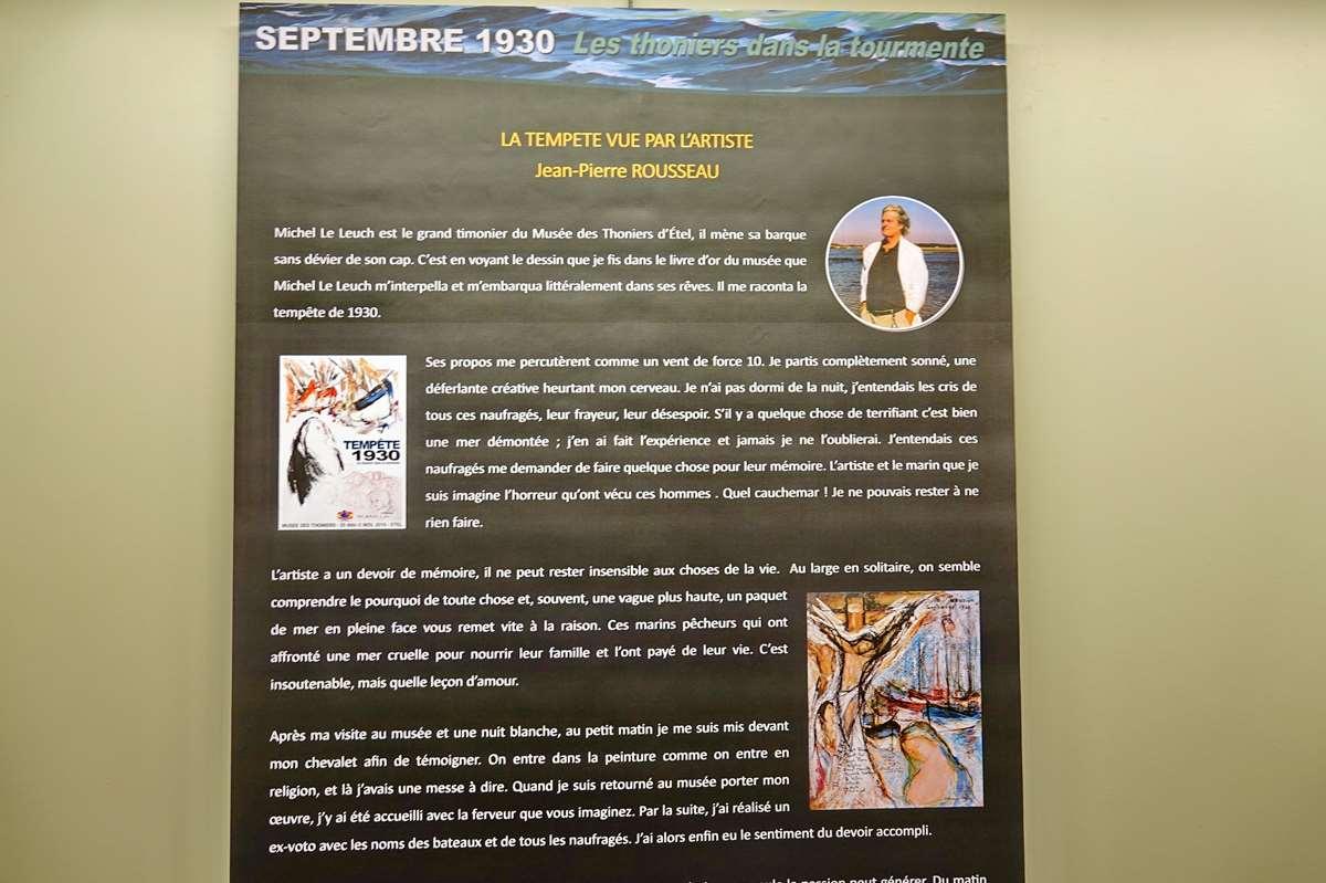 [Vie des ports] Etel d'aujourd'hui et son histoire de la pêche au thon - Page 4 Dsc10657