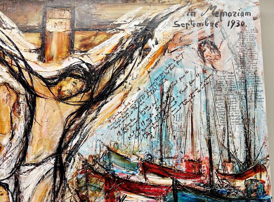 [Vie des ports] Etel d'aujourd'hui et son histoire de la pêche au thon - Page 4 Dsc10663