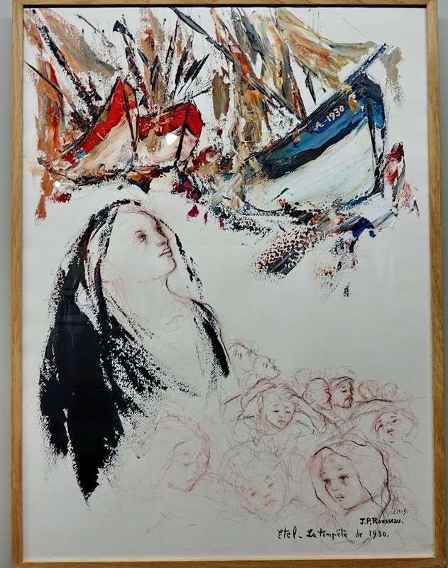 [Vie des ports] Etel d'aujourd'hui et son histoire de la pêche au thon - Page 4 Dsc10666