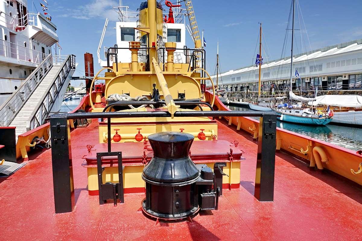 [Vie des Ports ] Port de La Rochelle  - Page 8 Dsc10688