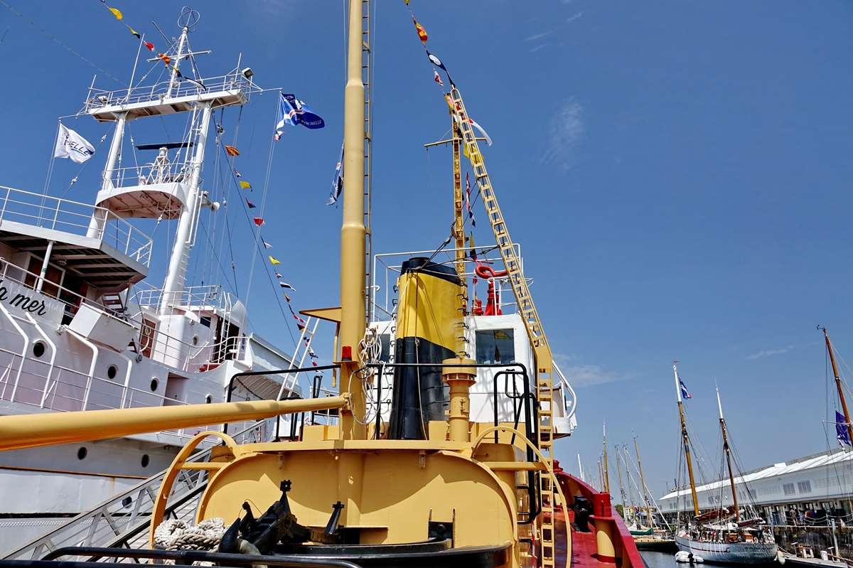 [Vie des Ports ] Port de La Rochelle  - Page 8 Dsc10693