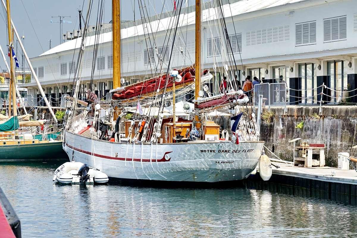 [Vie des Ports ] Port de La Rochelle  - Page 8 Dsc10699