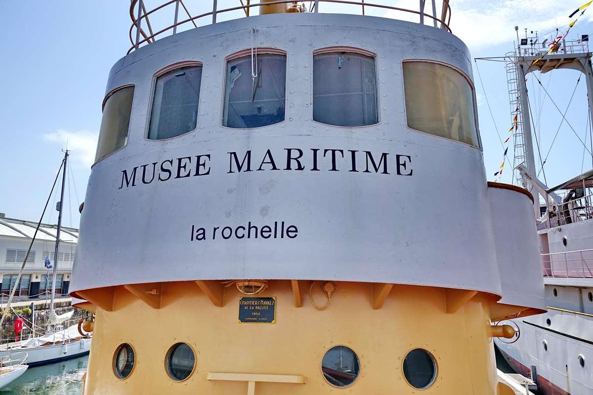 [Vie des Ports ] Port de La Rochelle  - Page 8 Dsc10715