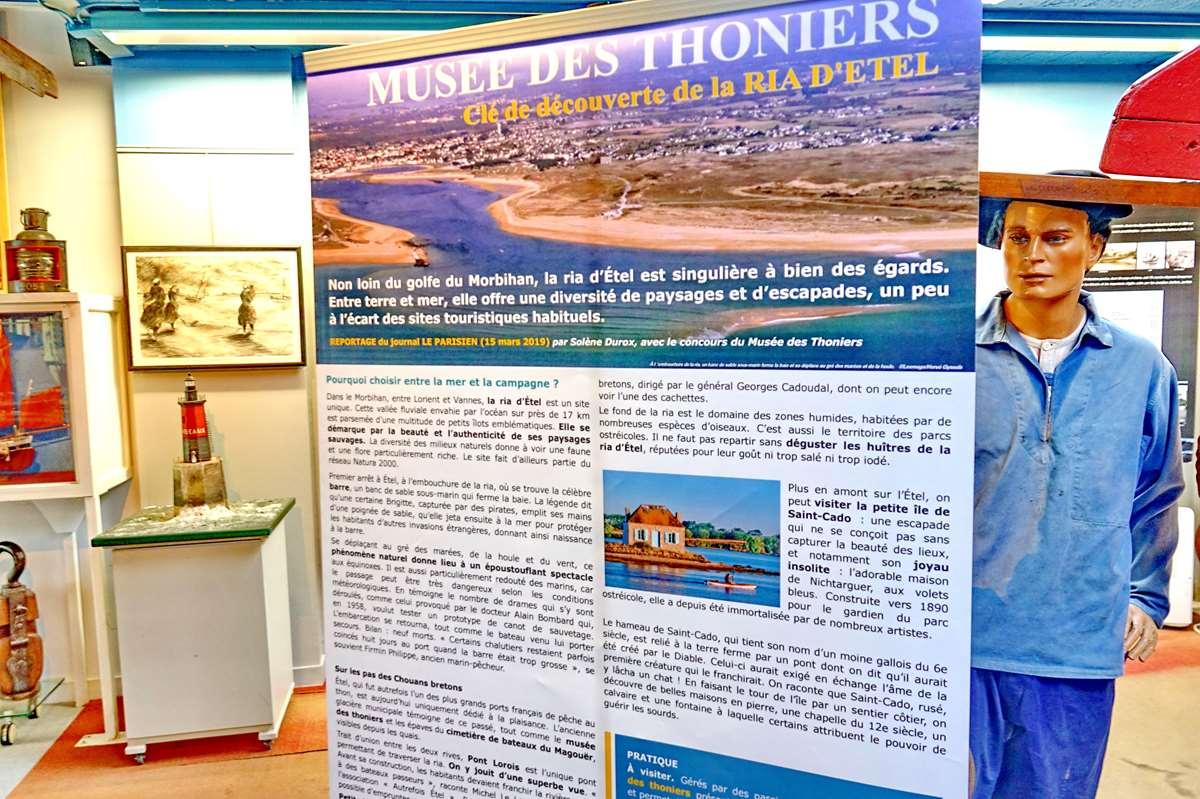 [Vie des ports] Etel d'aujourd'hui et son histoire de la pêche au thon - Page 4 Dsc10898
