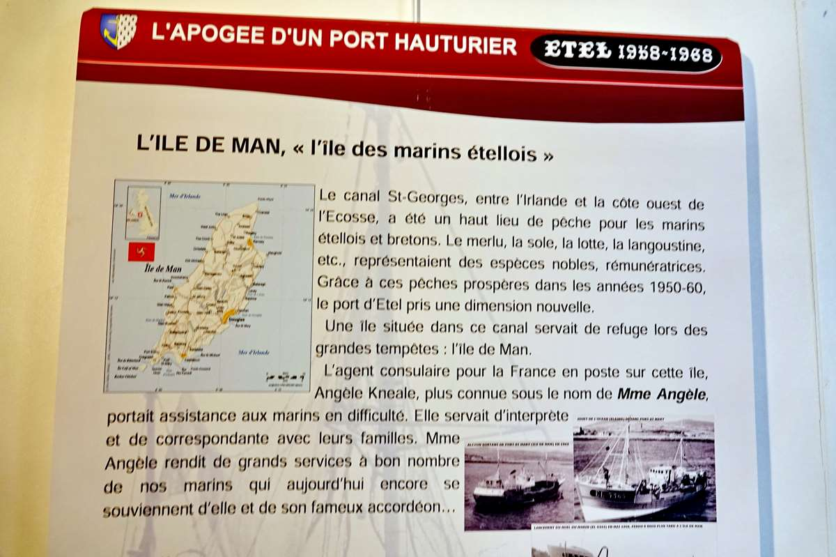 [Vie des ports] Etel d'aujourd'hui et son histoire de la pêche au thon - Page 5 Dsc11311