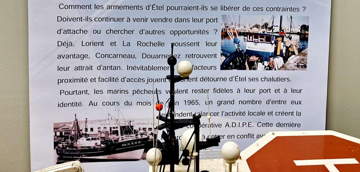 [Vie des ports] Etel d'aujourd'hui et son histoire de la pêche au thon - Page 5 Dsc11318