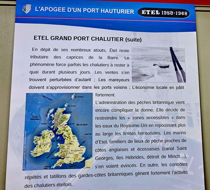 [Vie des ports] Etel d'aujourd'hui et son histoire de la pêche au thon - Page 5 Dsc11319