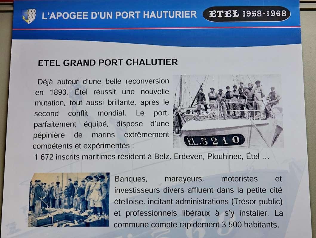 [Vie des ports] Etel d'aujourd'hui et son histoire de la pêche au thon - Page 5 Dsc11321