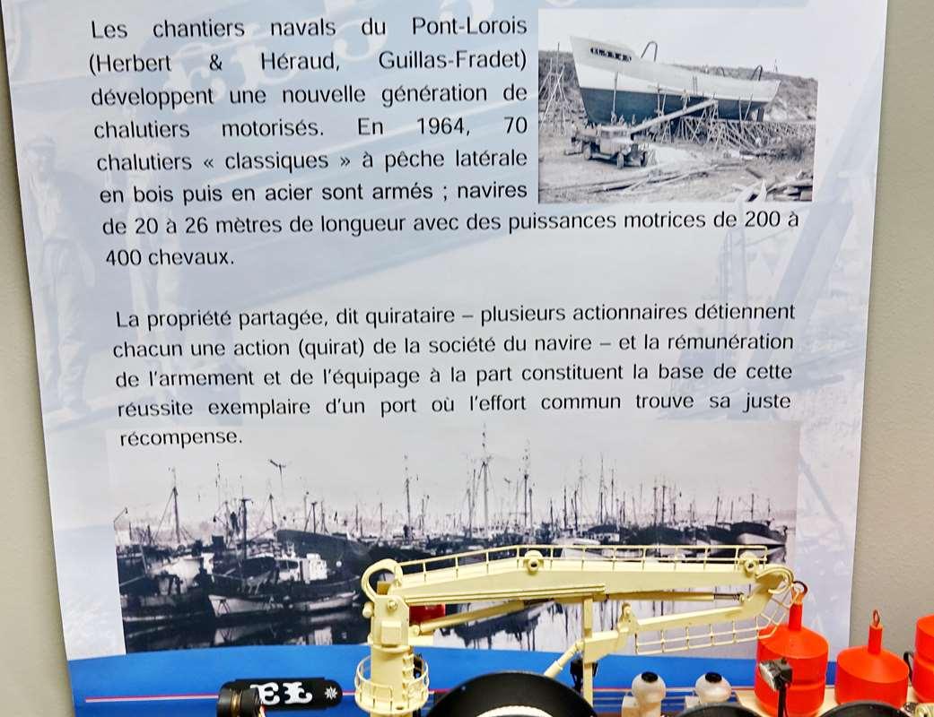 [Vie des ports] Etel d'aujourd'hui et son histoire de la pêche au thon - Page 5 Dsc11322