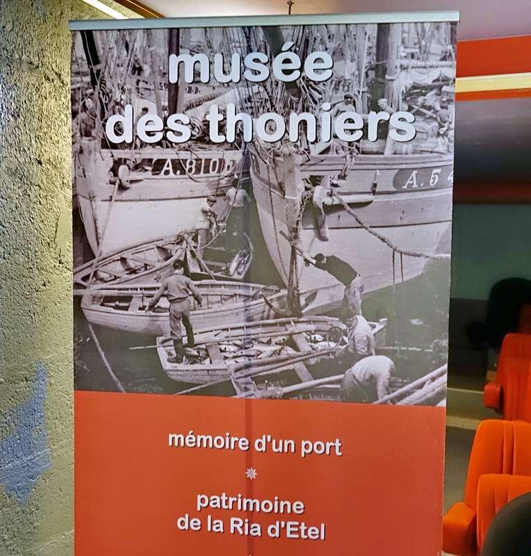 [Vie des ports] Etel d'aujourd'hui et son histoire de la pêche au thon - Page 5 Dsc11326