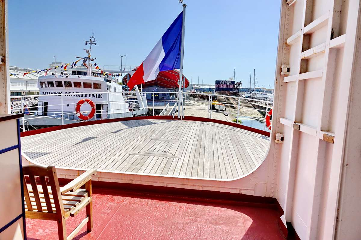 [Vie des Ports ] Port de La Rochelle  - Page 10 Dsc11345