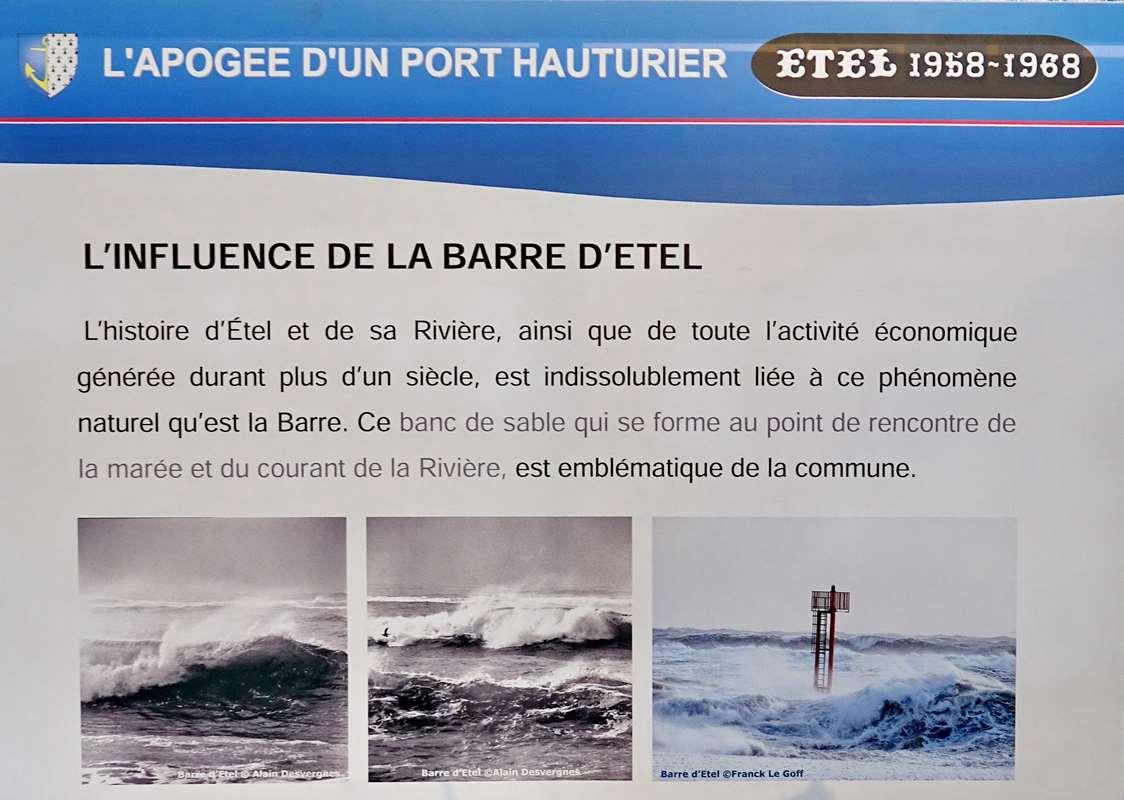 [Vie des ports] Etel d'aujourd'hui et son histoire de la pêche au thon - Page 6 Dsc11412