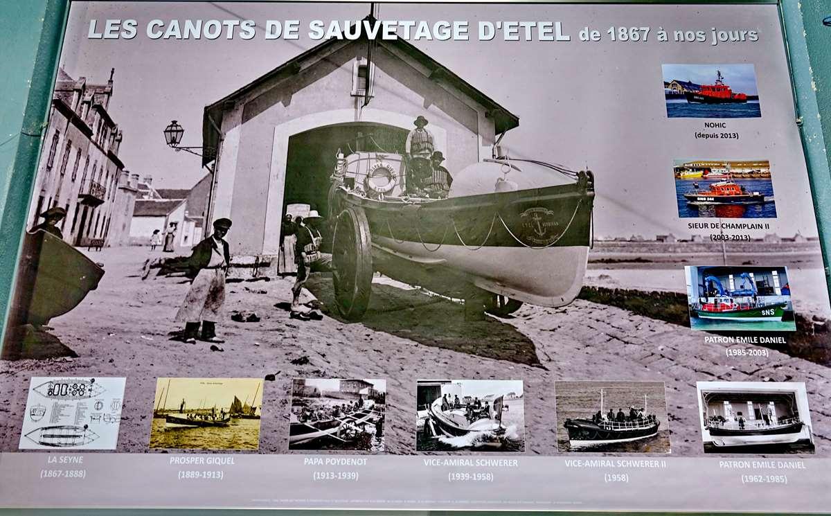 [Vie des ports] Etel d'aujourd'hui et son histoire de la pêche au thon - Page 6 Dsc11415