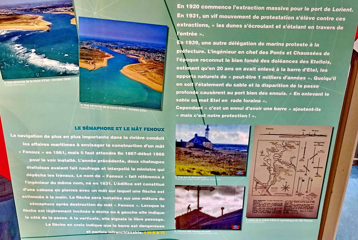 [Vie des ports] Etel d'aujourd'hui et son histoire de la pêche au thon - Page 6 Dsc11427