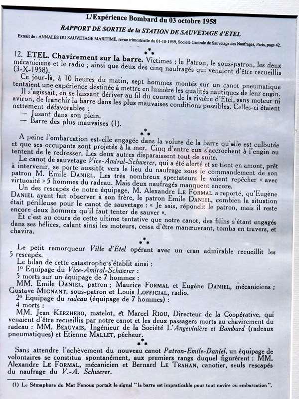 [Vie des ports] Etel d'aujourd'hui et son histoire de la pêche au thon - Page 6 Dsc11430